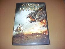 Wrath of the Titans (Widescreen, DVD, 2012)