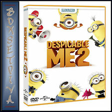 DESPICABLE ME 2 - Steve Carell   **BRAND NEW DVD **