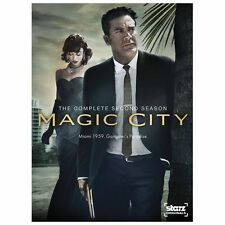 Magic City: The Complete Second Season (DVD, 2013, 3-Disc Set)
