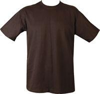 Military ARMY T Shirt BLACK 100% COTTON SAS PARA FORCES