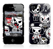 Hard Case GelaSkin- Tokidoki Royal Pride for iphone 4/4S