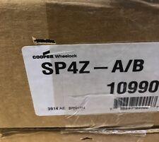 COOPER WHEELOCK SP4Z-A/B  SPEAKER SPLITTER 4ZONE CLASS A & B FIRE ALARM