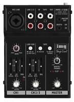 IMG Stage Line MMX-11USB 2-Kanal-Audio-Miniatur-Mischpult 3 Eingängen  17-169