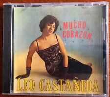 Leo Castañeda Mucho Corazon Latin Music. From Cuba CD