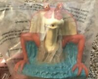 Star Wars Jar Jar Binks water squirt  toy new in sealed package about 3.5 inches