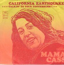 7inch MAMA CASS califrornia earthquake HOLLAND EX 1968 (S0630)