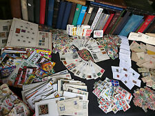 🌎 US & Worldwide Stamp Collection Old Estate ✯ Covers FDCs Mint ✯ 650+ Stamps ✯