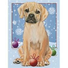 Pipsqueak Productions C578 Puggle Christmas Boxed Cards - Pack of 10