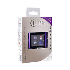 "Eclipse T180 1.8"" 4GB MP3 USB 2.0 Clip Style Digital Audio LCD Video Player"