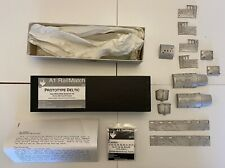 More details for a1 railmatch oo gauge white metal prototype deltic kit