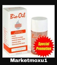 Bio-Oil 60ml/2oz(For Scars, Stretch Marks, Uneven Skin Tone & Aging)Buy 1 Free 1