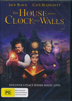 THE HOUSE WITH A CLOCK IN ITS WALLS DVD Brand NEW Region 4