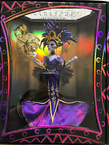 "2020 Disney Store Midnight Masquerade Villains YZMA 12"" Doll LE NRFB"
