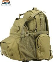 VULCAN 22 LITRE RUCKSACK BACK PACK HELMET CARRIER COYOTE - FREE DELIVERY