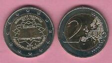 """2 € Sondermünze Deutschland 2007 - Römische Verträge - """"D"""" München"""