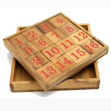 THE MATCH 15, WOODEN VINTAGE GAME