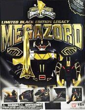 Power Rangers SDCC 2015 Mighty Morphin Dino Thunder Legacy Megazord Black Editio