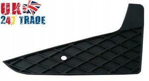 FIT SEAT IBIZA FR 2013 - 2016 FRONT LEFT BUMPER OUTER COVER GRILLE 6J0853665G