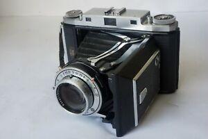 Zeiss Ikon Ikonta 524/2 Medium Format Camera 105mm f3.5 Lens Work Well Germany