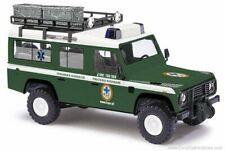 HO Busch 50390  LAND ROVER DEFENDER MOUNTAIN RESCUE AMBULANCE