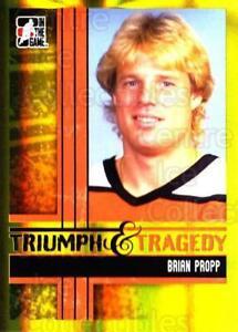 2011-12 ITG Broad Street Boys Gold #39 Brian Propp