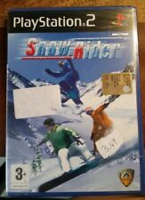 SNOW RIDER NUOVO ANCORA SIGILLATO IN LINGUA ITALIANA PS2 PLAY STATION 2