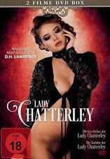 Lady Chatterley | 2 Filme | D.H. Lawrence | Erotik | Geschichte [FSK18] DVD