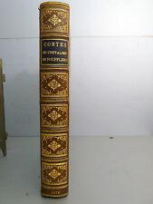 Contes de Boufflers Uzanne Quentin bibliophilie reliure Ex libris Chagny Bugey
