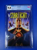 CGC Comic graded 9.8 Image Starlight  #1 Key mark millar netflix
