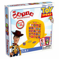 Top Trumps Match Game Toy Story 4