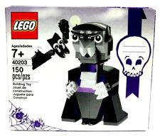 Lego Figurine Minifig Zombie vampire dracula dent costume chaine hol172 NEUF
