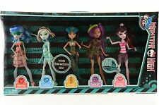 Monster High, Skull Shores, Rare 5 Pack Exclusive, minor box damage