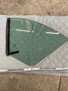 03 04 05 06 AUDI A4 CABRIOLET B6 - REAR LEFT CONVERTIBLE QUARTER WINDOW GLASS