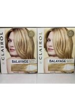 2BALAYAGE Highlights for BLONDES light to dark blonde NIB w/Conditioner Clairol