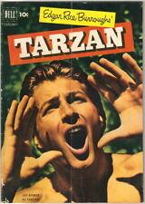 Tarzan Comic Book #29, Dell Comics 1952 VERY GOOD+/FINE-