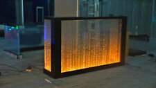 NEW YORK BAR COUNTER WATER BUBBLE FEATURE JUST ARRIVED IN OZ LIMITED QUANTITY