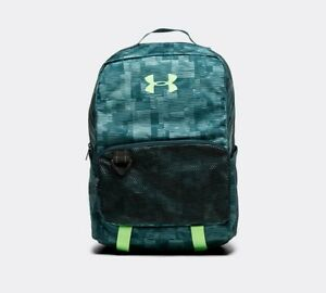 Junior Under Armour Ultimate Backpack Green (PAC1) RRP £35.99
