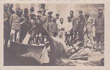 * UDINE - Dopo l'invasione WWI Campana Maggiore in pezzi 1918 Brisighelli