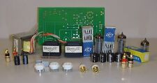 Class A SE HiFi Stereo Tube Amp 6V6/6P1P/6CC42, beginners DIY Project. PCB-Kit.