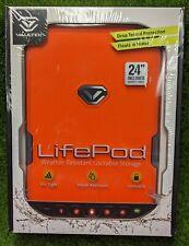 Vaultek Lifepod, Weather Resistant Lockable Storage, TSA Approved - VLP10-OG