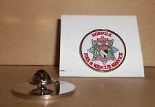 Norfolk FIRE e Rescue Service bavero pin badge