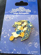 Japan Disney ANGRY DONALD DUCK at Mickey's Philharmagic Tokyo Disneyland Pin