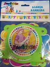 RARE Doodlebops Playhouse Disney Kids Birthday Party Decoration Jointed Banner