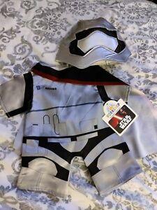 Build A Bear Star Wars Captain Phasma Bear Outfit Costume New W Tags