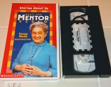 VHS Meet the Mentor Video Honey Wada Stories About Us Hardbox Like New