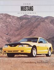 1994 Ford Mustang Accessories Brochure - Mint!