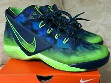NIB Nike Seattle Seahawks Super Bowl Russell Wilson Zoom Field General Shoes 12