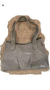 Sativa Hemp Shoulder Bag - Khaki