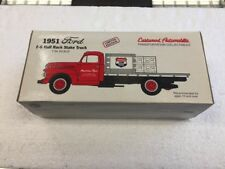 Eastwood Automobile 1951 Ford F-6 Half Stake Truck 1/34 Scale