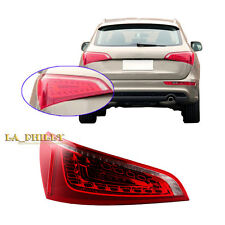 Rear Left LH Tail Light Taillight Rear Lamp Assembly For AUDI Q5 8R 2009-2015